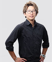 スタッフ写真‐中野 風樹