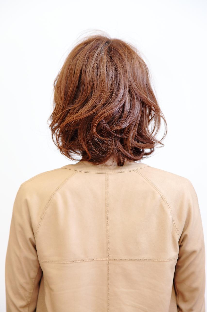おすすめの髪型B 短時間スタイリング ショートデジタルパーマ
