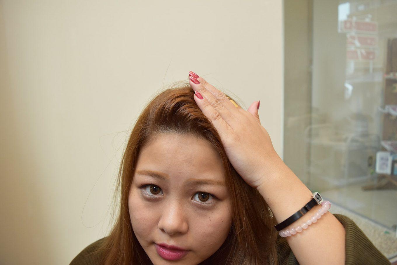 美容師のマル秘サボり巻き-やり方28
